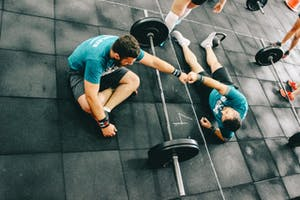 take professional help through coaches for workouts